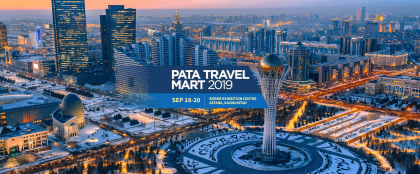 Pata Travel Mart in Nur-Sultan: We Look Forward to Meeting You on Stand b23