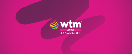 We will be glad to meet you at WTM 2019 in London