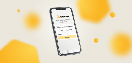 We Have Launched the RateHawk Mobile App