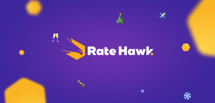Happy New Year! Season's Greetings Video From the Ratehawk Team