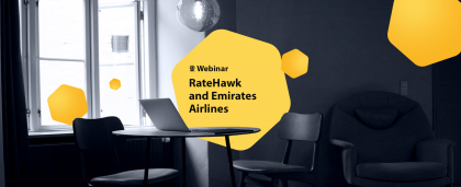 RateHawk and Emirates Airlines Webinar on Booking Air Tickets for Czech Republic & Slovakia